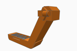 Magnetic Scraper Conveyor