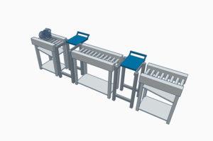 Work Conveying Machine