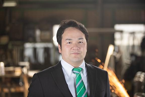 田中製作所代表取締役、川島優